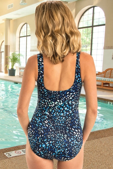 Dolfin Water Aquashape 1-Piece Oceano