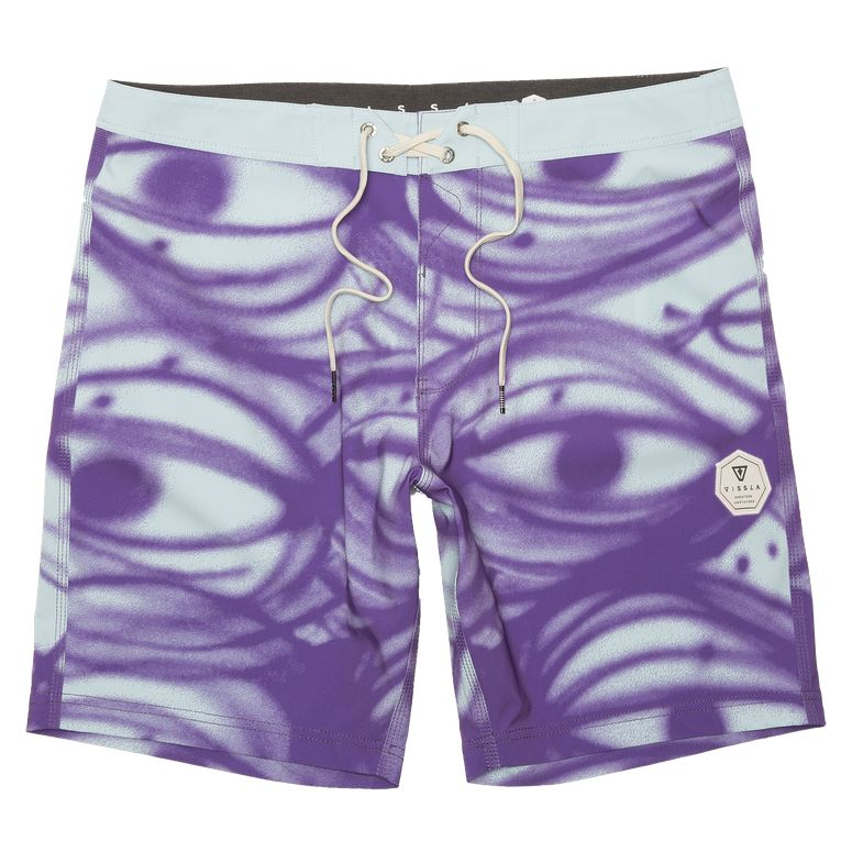 "Vissla Thomas Campbell 18.5"" Boardshort"