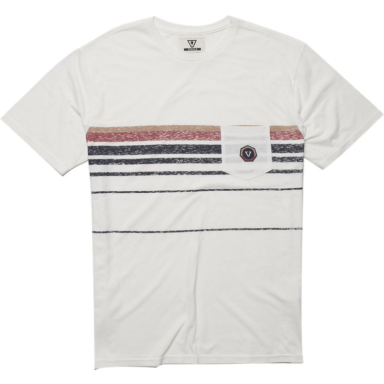 Vissla Lake Street Knit Tee