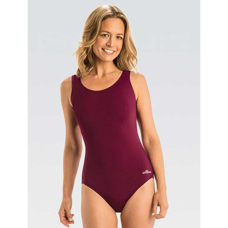 Dolfin Solid Moderate Scoop Back