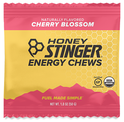 Honey Stinger Cherry Blossom Organic Energy Chews