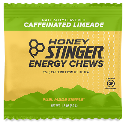 Honey Stinger Lime Ade Organic Energy Chews