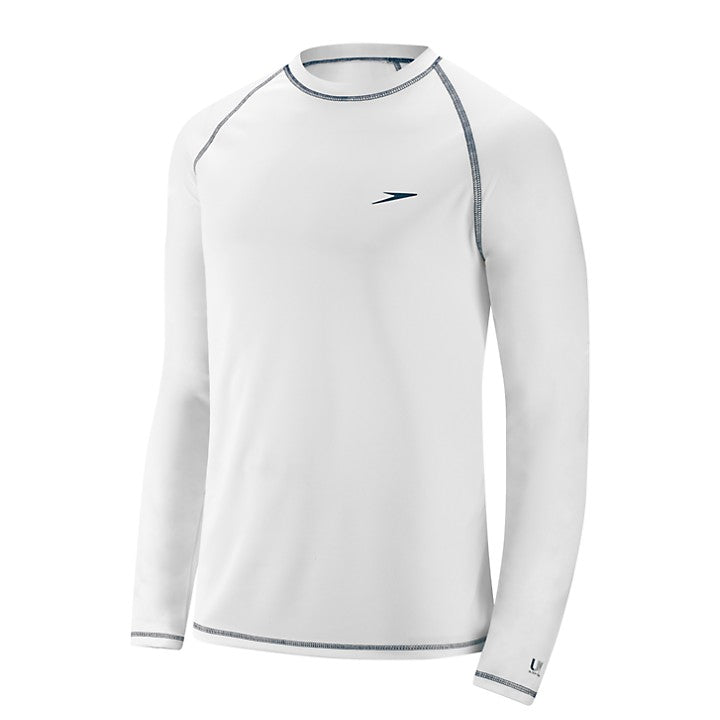 Speedo Men's Easy Long Sleeve Rashguard
