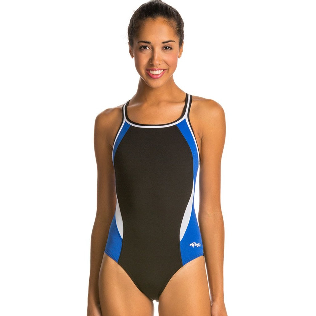 Dolfin Color Block Poly 1P