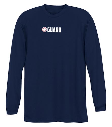 Lifeguard UPF Performance Longsleeve Shirt