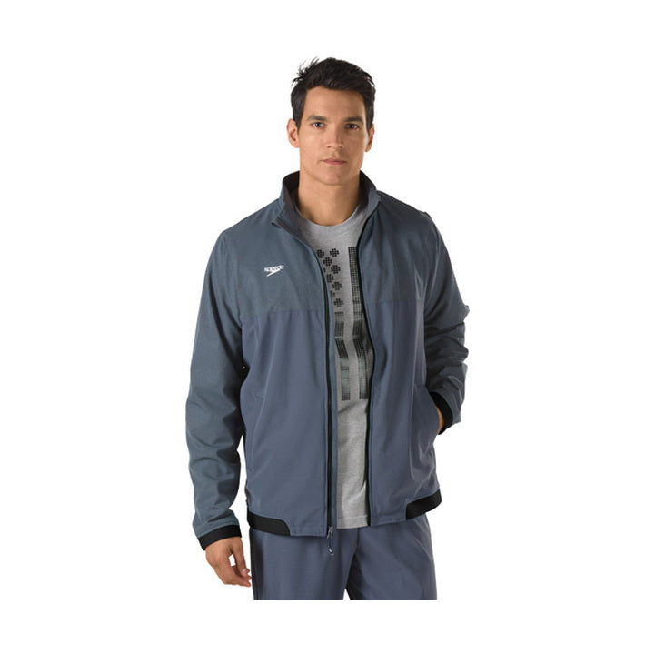 DSA Speedo Male Tech Warmup Jacket
