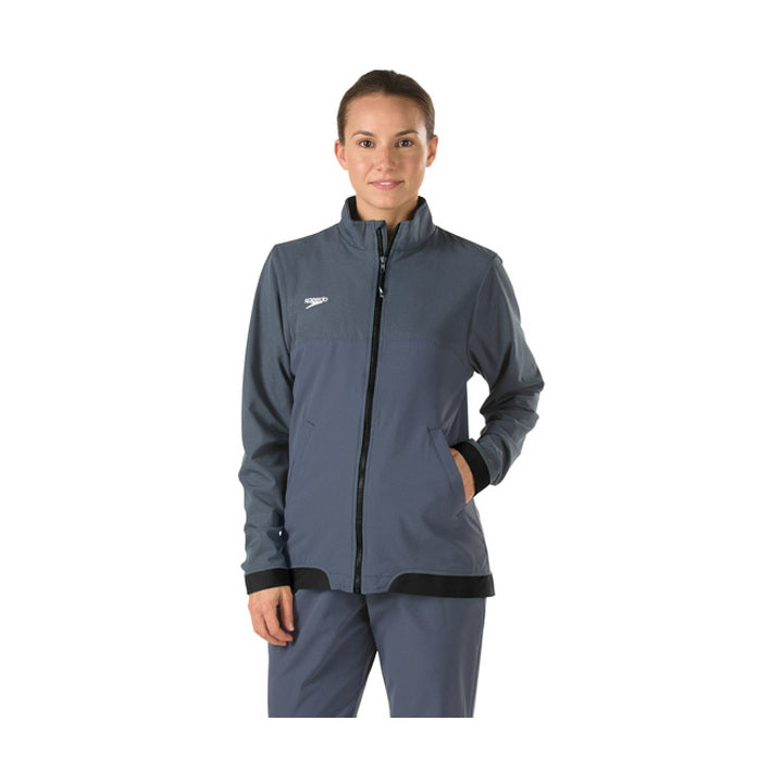 HRA Speedo Female Tech Warmup Jacket
