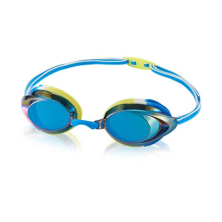 Speedo Jr Vanquisher 2.0 Mirrored Goggle