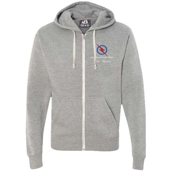 Loveland Swim Club Zip Hoody