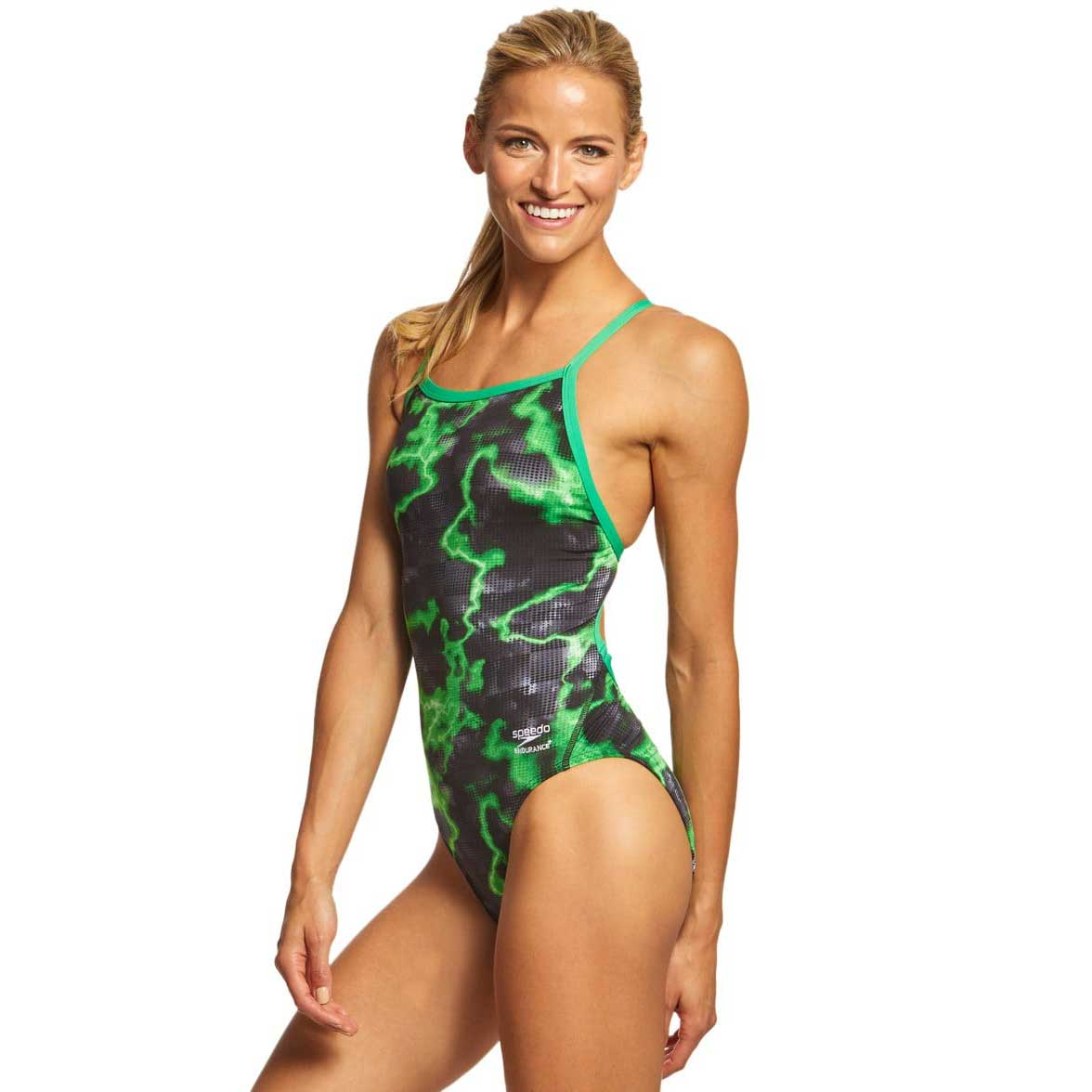 Speedo Endurance Energy Volt Flyback One Piece