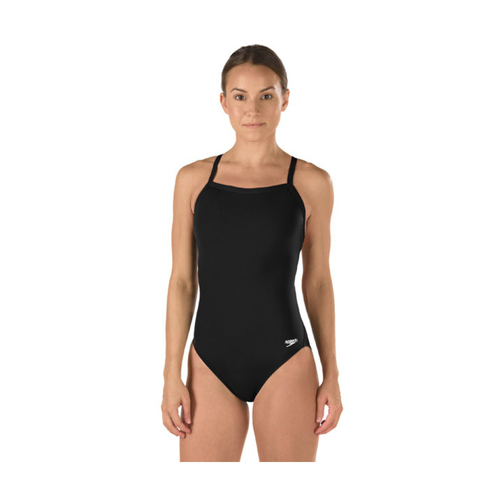 Fusion Speedo Solid Endurance Flyback Adult