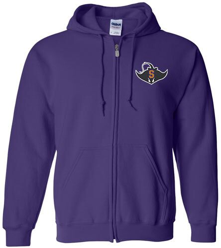 Stapleton Stingrays Zip Hoody