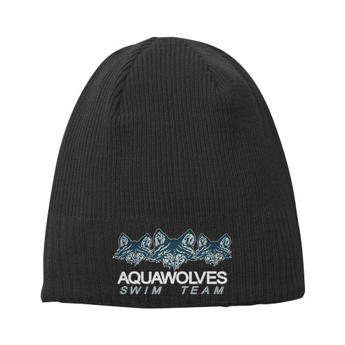 Aquawolves Team Beanie