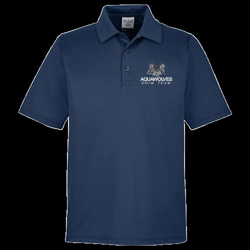Aquawolves Men's Dry Wick Polo