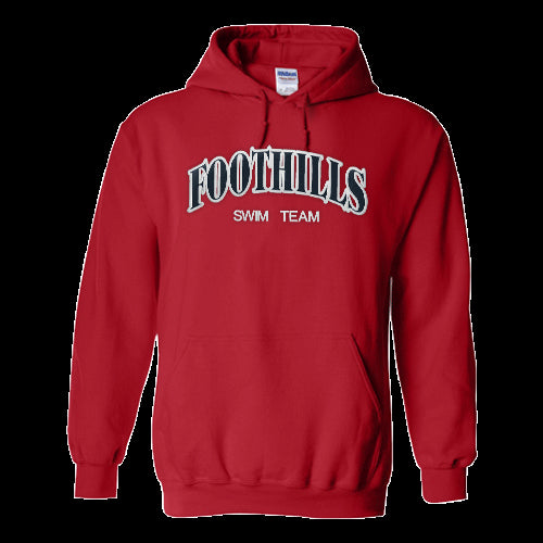 Foothills Cotton Team Hoody