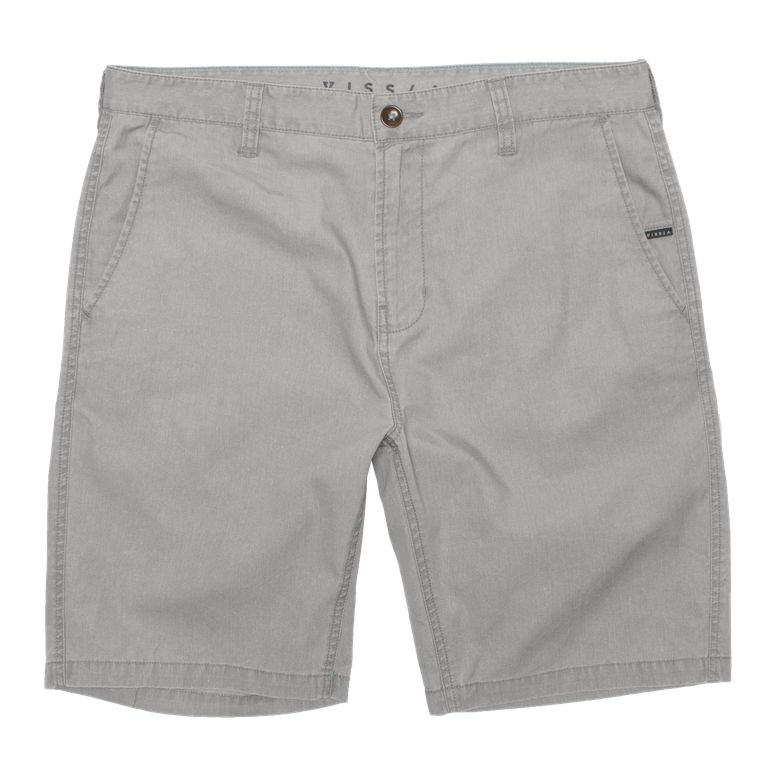 "Vissla Backyards 20"" Walkshort (Steel)"