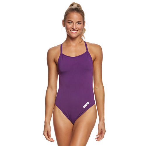 Swim Dogs Arena Mast Womens One Piece Tech Back