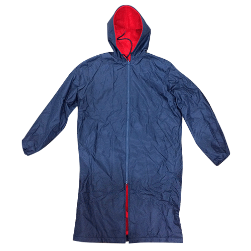 Unique Artic Fleece Parka