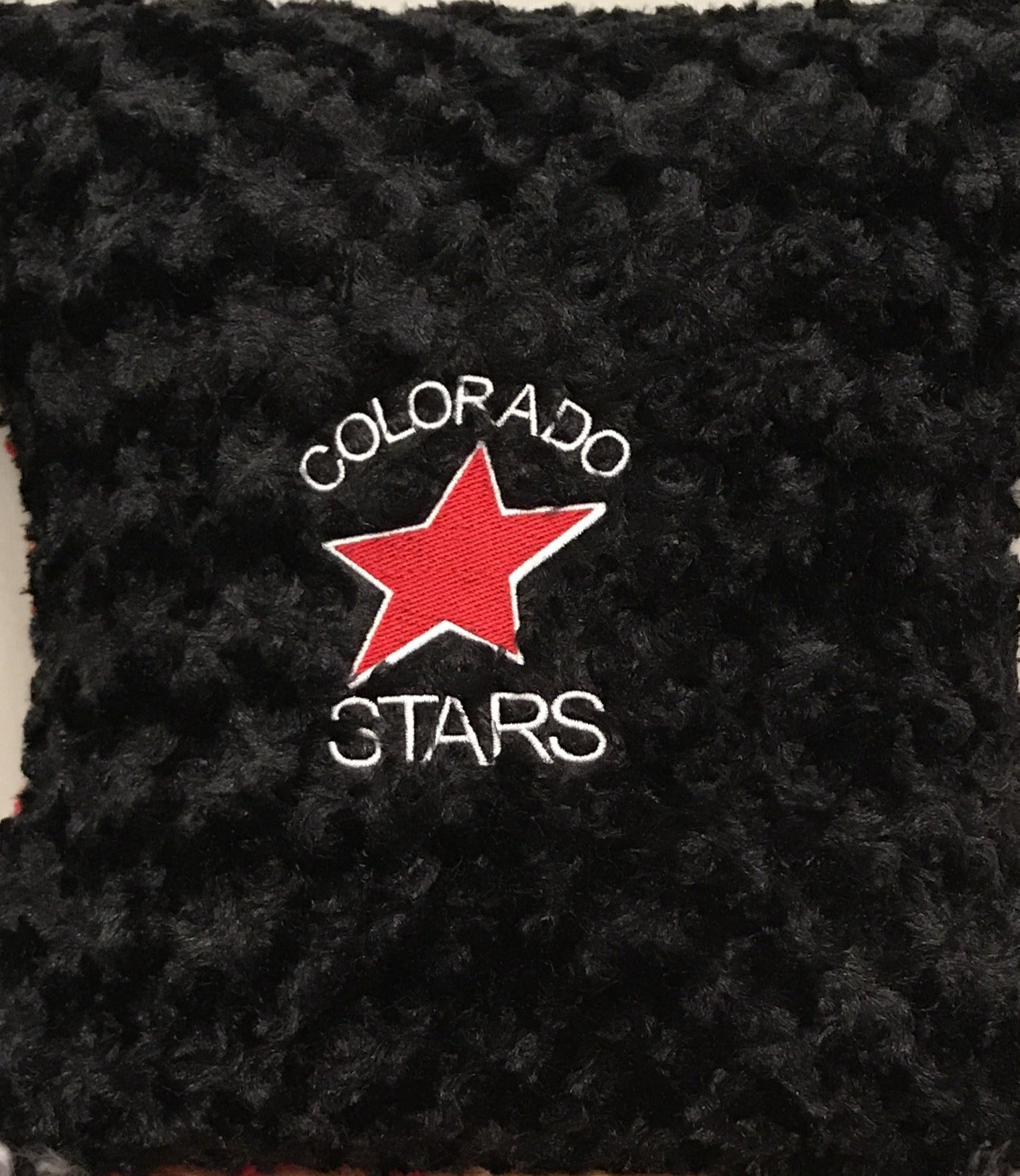 STARS Team Pillow-Small Logo