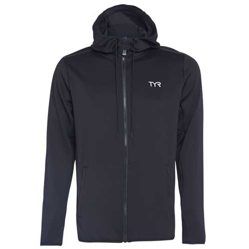 TYR Youth Podium Zip Hoody