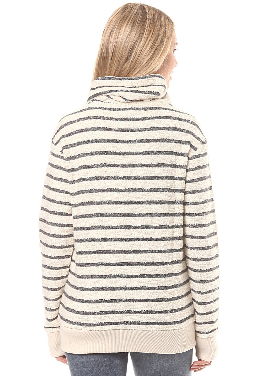 Roxy Lunar Patrol Zip-Up Sweatshirt