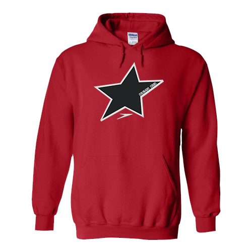 Stars Cotton Team Hoody