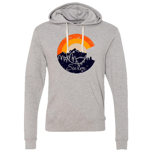 Swim Colorado Mountain C Retro Hoody