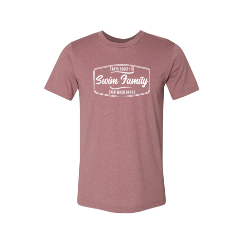 Swim Family T-Shirt