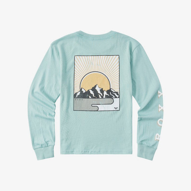 Roxy Mountain View Vintage Longsleeve Tee