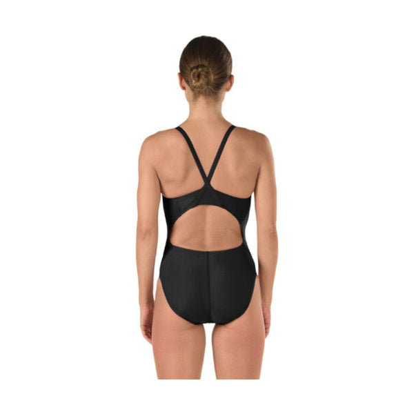 Montrose Speedo Solid Lycra Flyback Youth