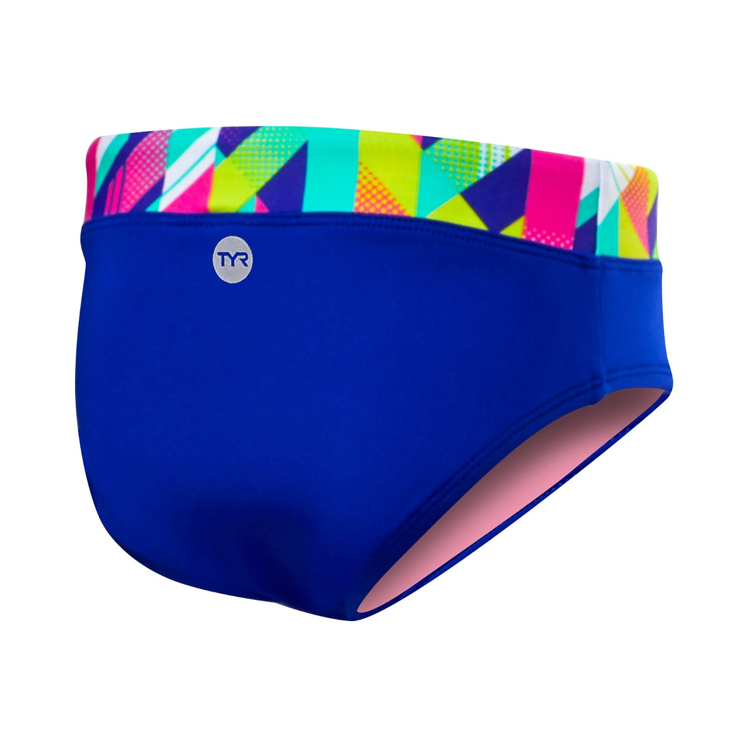 TYR Girl's Paint Party Penny Bikini Bottoms