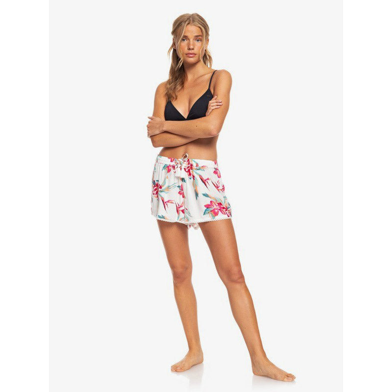 Roxy Salty Tan Womens Short