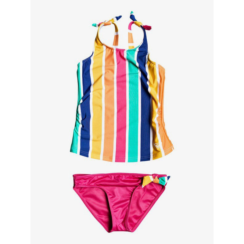 Roxy Girls 2-7 Maui Shade Tankini Set