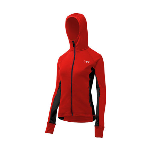 TYR Alliance Victory Womens Warm Up Jacket