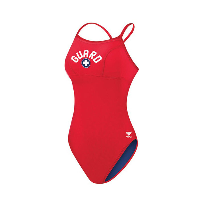 TYR Guard Diamondfit Reversible w/ Cups