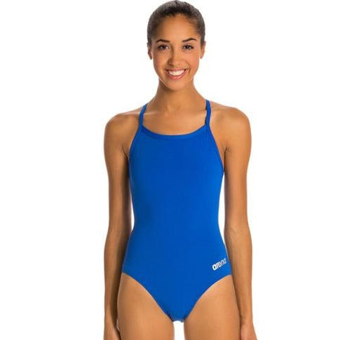 Arena Master Girls One Piece Light Drop Back