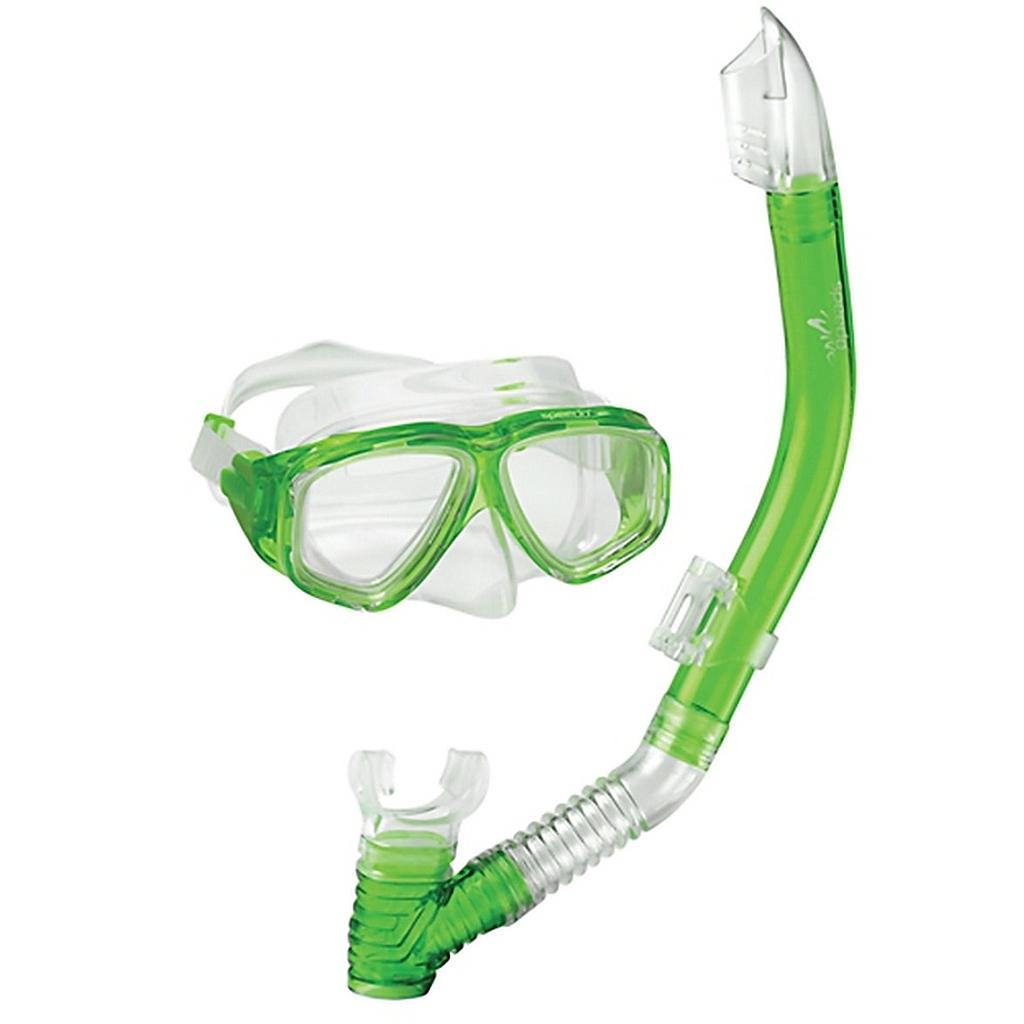 Speedo Jr Mask/Snorkel Set