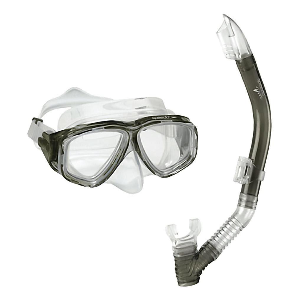 Speedo Adult Mask/Snorkel Set