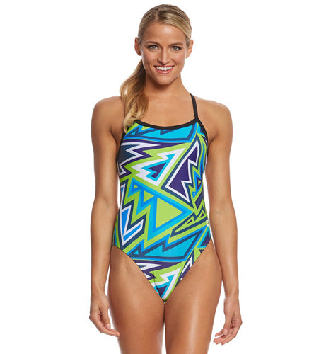 Arena Tulum Challange Back One Piece