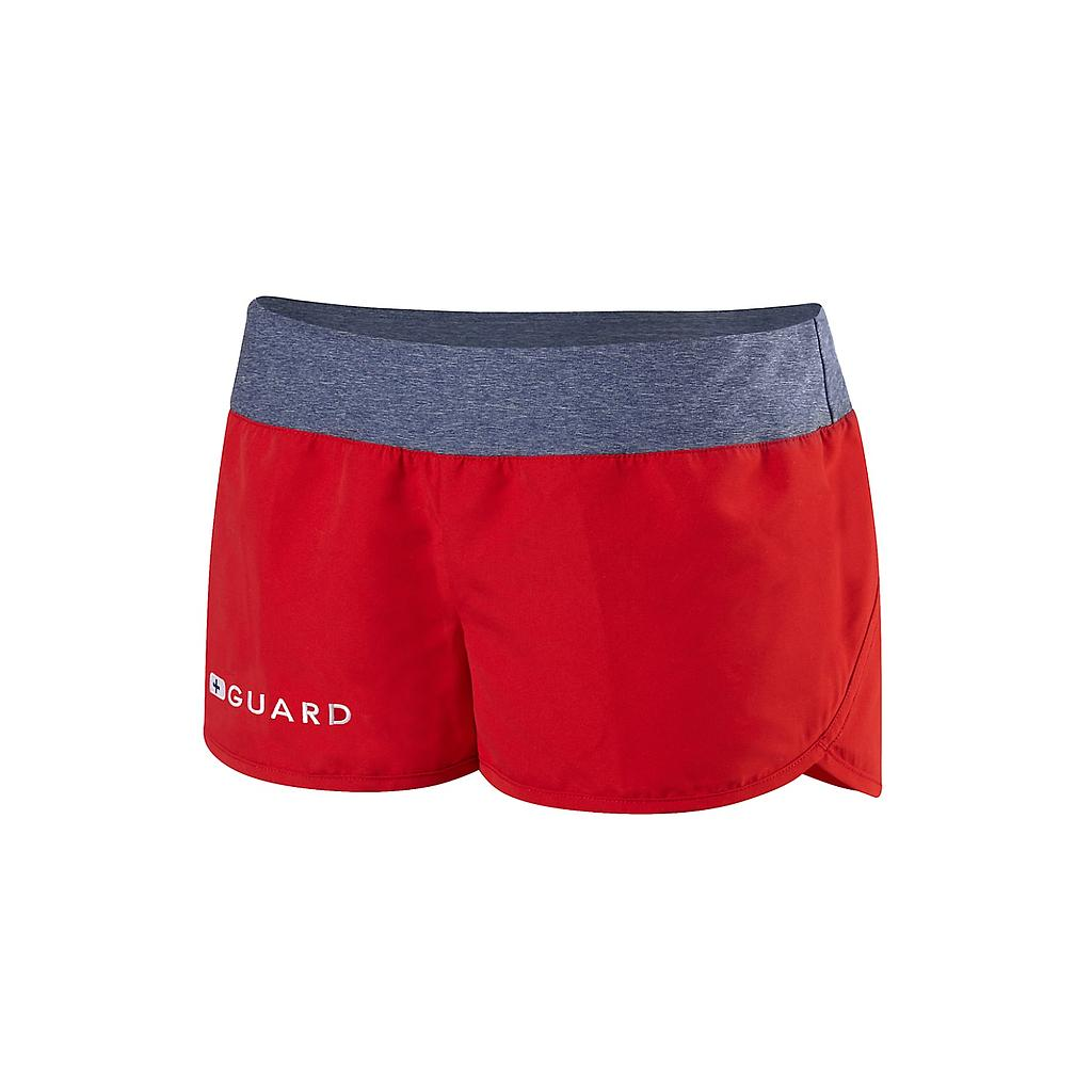 Speedo Guard Swim Short with Stretch Waistband