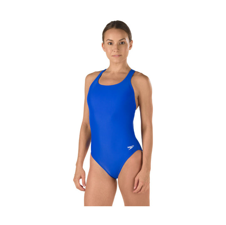 Eaton Speedo Solid Lycra Super Proback Adult