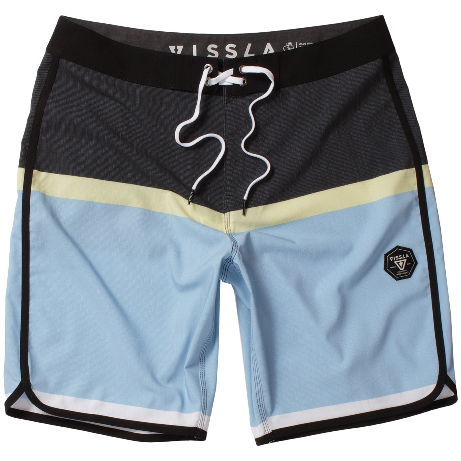 Vissla Dredges Boardshort Coastal Blue