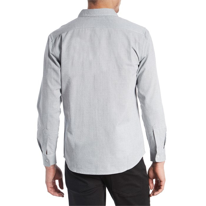 Vissla Woodshop Long Sleeve Woven Men's Shirt