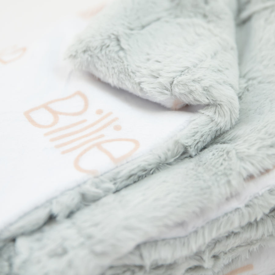 Luxury Thread Throw- Personalized Standard