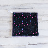 SALE: Snuggle Bug Blanket - Neon Insect