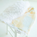 SALE: Snuggle Bug Blanket - Tie Dye Banana