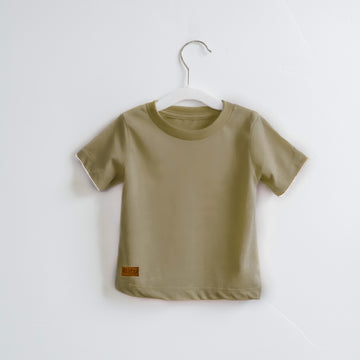 Teeny Toddler Tee's - Green
