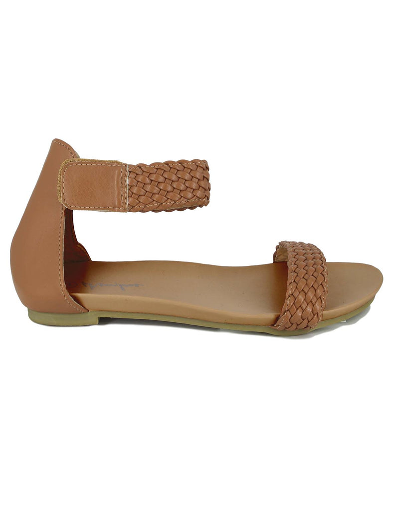 Hanna Shoes w/Ankle Strap