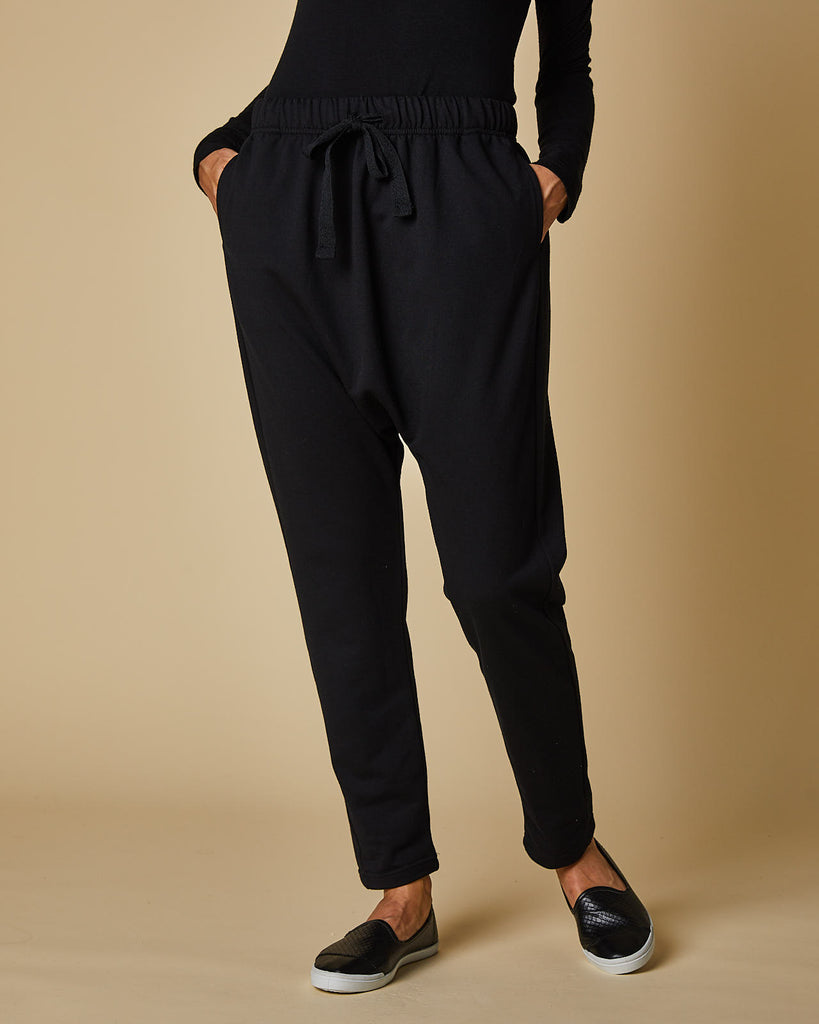 Slouch Pant- Black