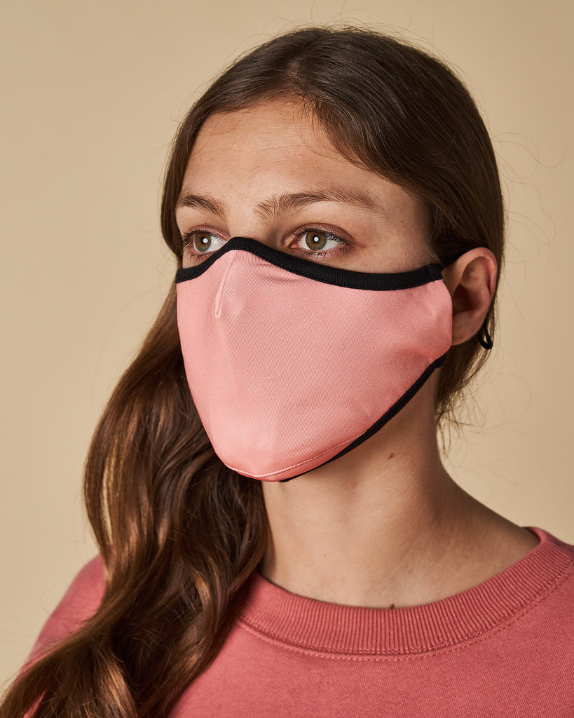 Cloth Mask - Pink